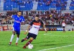 Campinense vence Perilima e permanece na liderança do Grupo B do Campeonato Paraibano