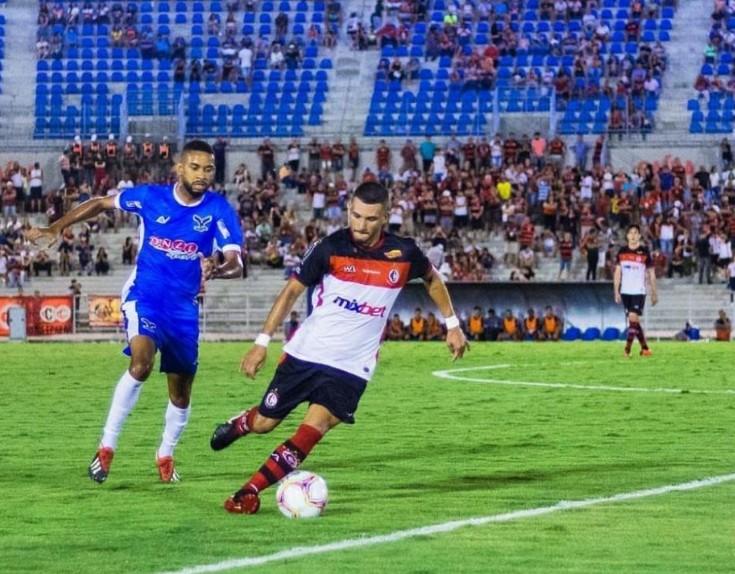 jogo - Campinense vence Perilima e permanece na liderança do Grupo B do Campeonato Paraibano