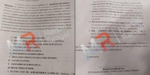 lista noteiras 300x150 - Confira os nomes dos primeiros 15 alvos da Operação Noteiras na Paraíba