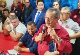 Com a sede do partido lotada, MDB apresenta Nilvan Ferreira como pré-candidato à Prefeitura de João Pessoa