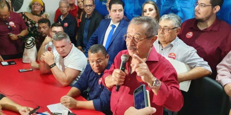 nilvan mdb 750x375 1 - Com a sede do partido lotada, MDB apresenta Nilvan Ferreira como pré-candidato à Prefeitura de João Pessoa