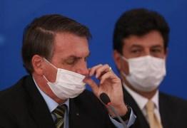 AINDA HOJE: Bolsonaro decide demitir Mandetta do Ministério da Saúde