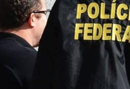 PF cumpre mandados em Bayeux para desarticular tráfico internacional de armas