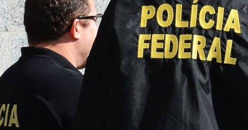 pf - Polícia Federal prende suspeito de compartilhar imagens de pornografia infantil na internet em JP