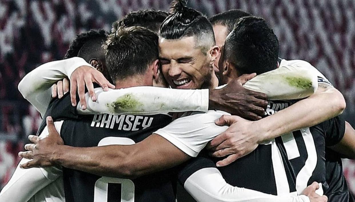 pjfu96a3hknwtwlu 1585392665 - Com apoio de Cristiano Ronaldo e outros ídolos da equipe, jogadores da Juventus aceitam redução de salários