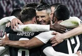 Com apoio de Cristiano Ronaldo e outros ídolos da equipe, jogadores da Juventus aceitam redução de salários