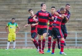 Raposa vence jejum com goleada em cima do Sport Lagoa Seca