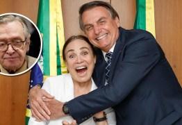 Desde a transição, Regina Duarte demitiu 12 pessoas