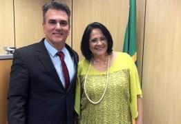 'Foi uma despedida triste, mas ele vai para um cargo extraordinário', diz Damares sobre nomeação de Sérgio Queiroz; OUÇA