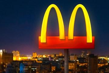 unnamed 16 - Após reação negativa, McDonald's tira campanha sobre coronavírus do ar