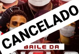 CORONAVÍRUS: Tráfico ordena cancelamento de bailes funk em favelas