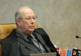 Celso de Mello dá prazo de cinco dias para Polícia Federal interrogar Moro