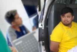 CRIME ESCLARECIDO: Polícia prende dois suspeitos em uma padaria no Recife; um menor atirou em Levi Borges – VEJA FOTOS DA PRISÃO