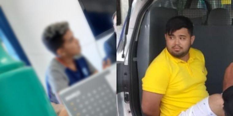 1586694263336845 - CRIME ESCLARECIDO: Polícia prende dois suspeitos em uma padaria no Recife; um menor atirou em Levi Borges - VEJA FOTOS DA PRISÃO