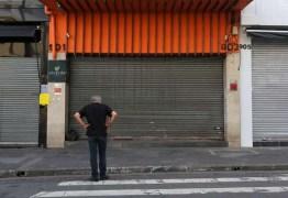 MENOS DE 30 DIAS DE QUARENTENA: novo coronavírus reduz renda de metade dos brasileiros