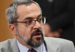 Ministro da Educação usa redes sociais para atacar Dória, ' Um governador não deve oprimir ou mentir'