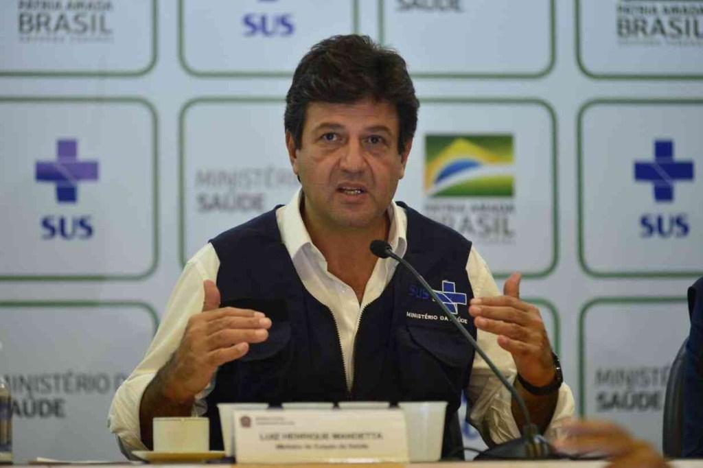 20200407012145284047o 1024x682 - RELATÓRIO TÉCNICO: Pico da Covid-19 no Brasil será em abril e maio, e vírus deve circular até setembro, diz Mandetta