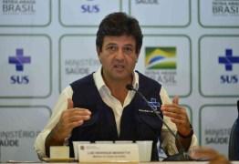 RELATÓRIO TÉCNICO: Pico da Covid-19 no Brasil será em abril e maio, e vírus deve circular até setembro, diz Mandetta