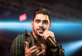 COMBATE AO CORONAVÍRUS: Pai de Gabriel Diniz anuncia show do cantor nas redes sociais