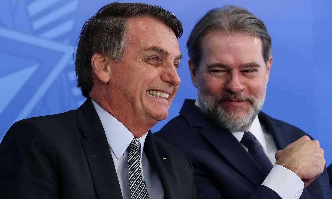 48909470072 d49b889111 o 1 - CONCILIAÇÃO: Bolsonaro manda mensagem em tom de pacificação para Toffoli