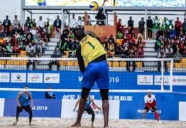 Covid-19: Mundial de Vôlei de Praia é adiado para 2022