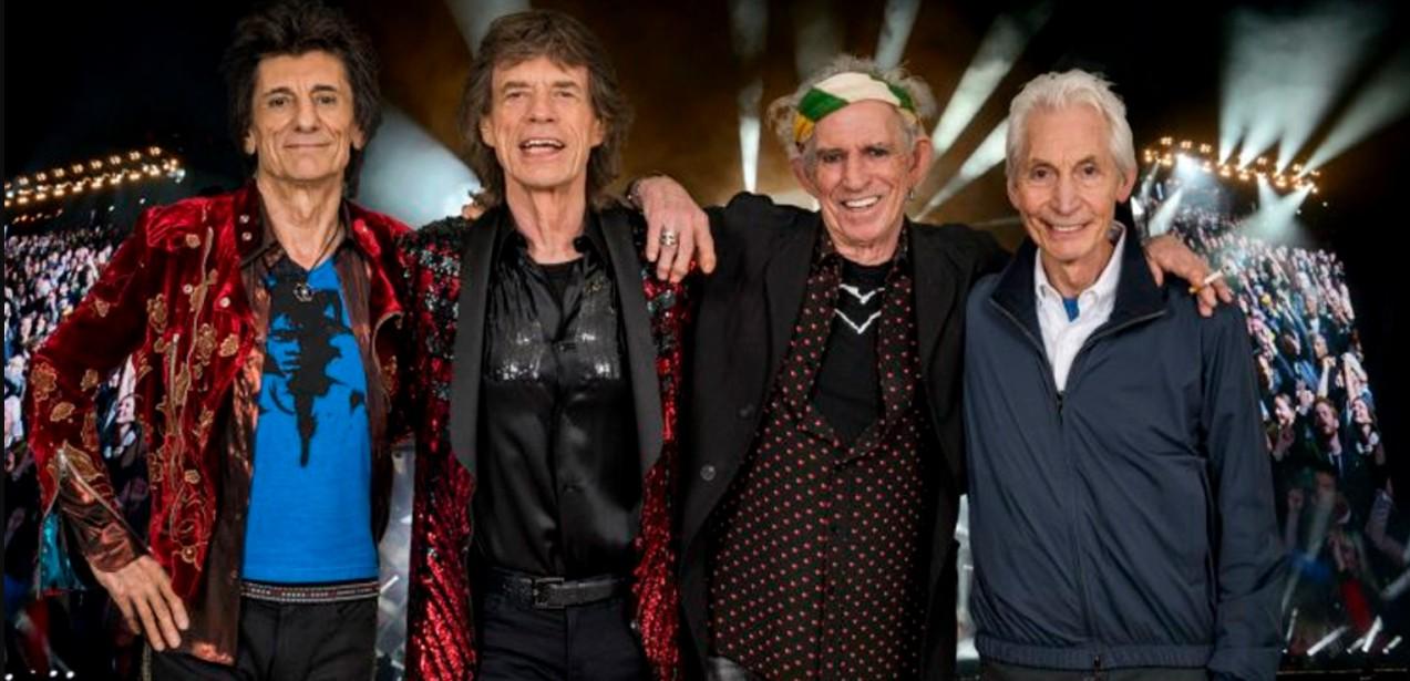 Capturar 100 - CORONAVÍRUS: Rolling Stones lançam música inspirados pela pandemia - VEJA VÍDEO