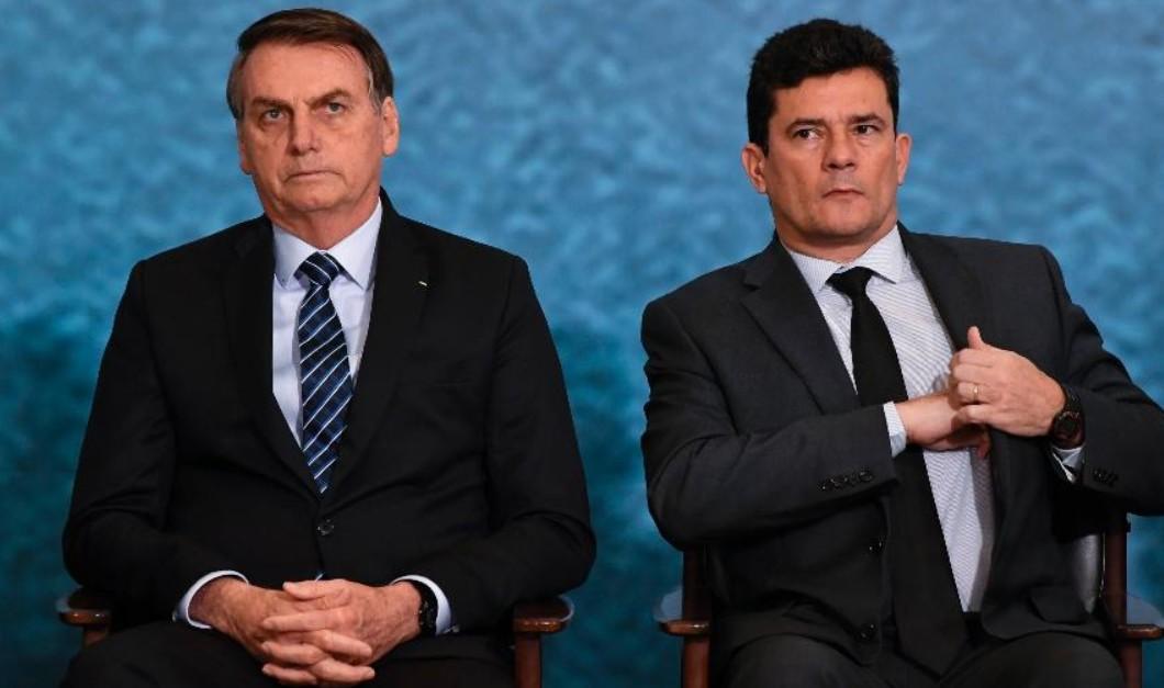 Capturar 107 - Moro rebate fala de Bolsonaro sobre indicação para vaga no STF: permanência de Valeixo nunca foi usada como moeda de troca para minha nomeação