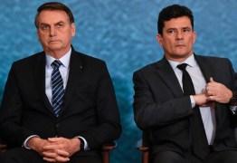 Moro rebate fala de Bolsonaro sobre indicação para vaga no STF: permanência de Valeixo nunca foi usada como moeda de troca para minha nomeação