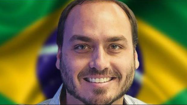 Capturar 113 - BOMBA: PF identifica Carlos Bolsonaro como articulador em esquema criminoso de fake news
