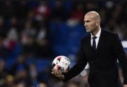 Zidane quer contratar zagueiro do RB Leipzig para a próxima temporada