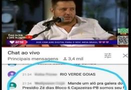 Comentário em live de Bruno e Marrone envolvendo Presídio de Cajazeiras vai parar na delegacia