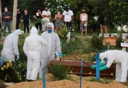 Coronavírus: pela 1ª vez, Brasil tem mais de 200 mortes confirmadas em 24h