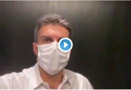 Depois de Witzel, governador do Pará revela estar com coronavírus e mostra exame – VEJA VÍDEO