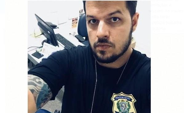 CapturarJ 2 - Secretaria de Segurança designa delegado Cláudio Neto para investigar morte de Levi Borges