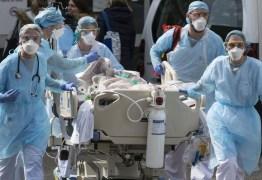 Brasil supera Itália em numero de mortes diárias causadas pelo novo coronavírus