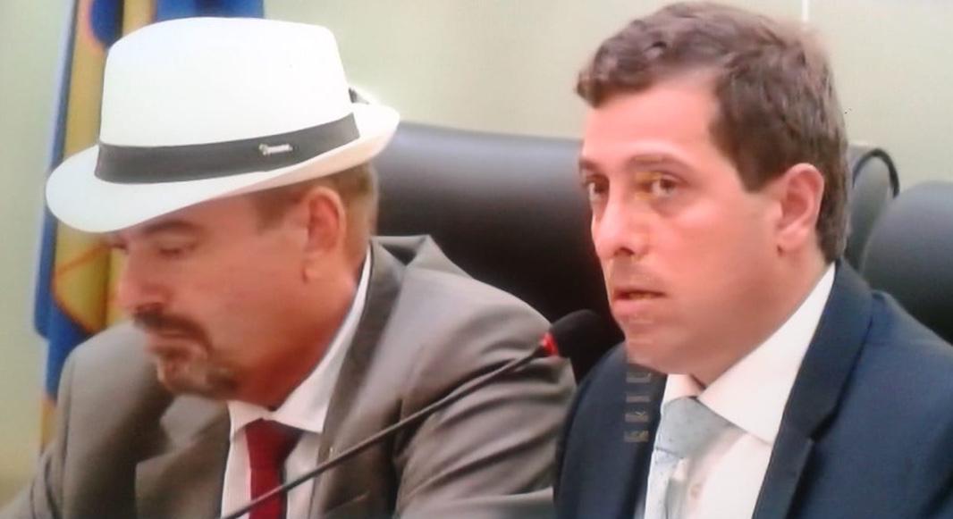 Deputado Gervásio Maia comunicou a Jeová a boa notícia da destinação de recursos através de ofício 1 - Emenda de Bancada Impositiva destina recursos para implantação do teste do pezinho ampliado na rede estadual de saúde da PB