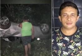 Cantor Paulinho Paixão fala após o primeiro acidente antes da sua morte