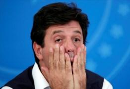 Surto no Brasil só está no começo, alerta Mandetta