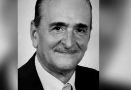 LUTO: Morre João Ribeiro, tio dos parlamentares Daniella e Agnaldo Ribeiro