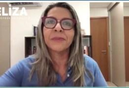 'COM CRITÉRIOS': Eliza Virgínia defende reabertura de templos religiosos em João Pessoa; VEJA VÍDEO