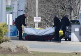Ataques a tiros deixam ao menos 17 mortos no Canadá