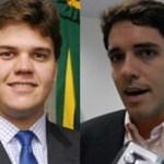 b e t  - Bruno se filia ao PSD de Romero e agora vai para escolha final com Tovar: UM SERÁ CANDIDATO A PREFEITO E O OUTRO VICE