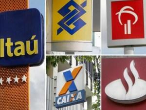 bancos 300x225 - Bancos processam 2 milhões de pedidos de renegociação de dívidas