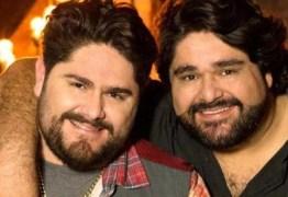 Por que a live no YouTube de César Menotti e Fabiano saiu do ar? Entenda
