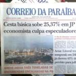 correio da paraiba - FIM DE UMA ERA: Após 66 anos, Jornal Correio da Paraíba publica última edição neste sábado (4)