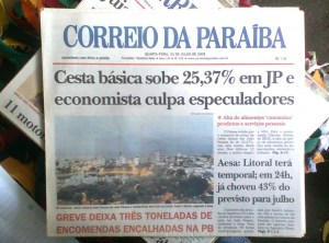 correio da paraiba 300x222 - FIM DE UMA ERA: Após 66 anos, Jornal Correio da Paraíba publica última edição neste sábado (4)
