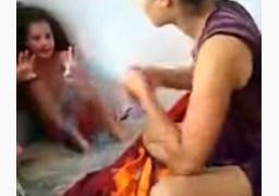 Mulher é presa por tortura, após ser filmada agredindo filha de sete anos – VEJA VÍDEO