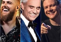LIVES DO DOMINGO: Zé Neto & Cristiano, Michel Teló, Festival Fome de Música e mais shows; confira os links