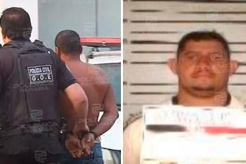 e6616b5e ca28 4d6b a786 5de038b3d86b - Ação conjunta da Polícia Federal recaptura mais um dos fugitivos do PB1