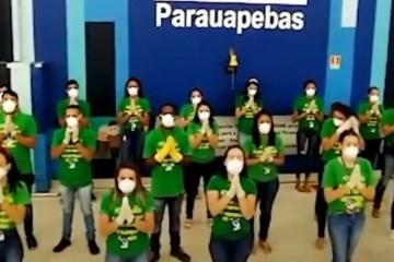 Dono da Havan publica vídeo com funcionários orando e agradecendo reabertura de loja – VEJA VÍDEO